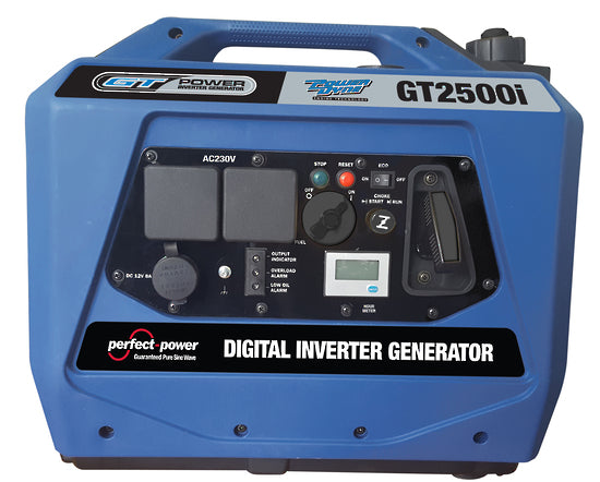 GT Power 2400W DIGITAL INVERTER GENERATOR