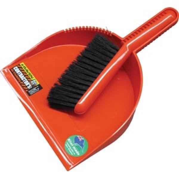 Raven Eco Dust Pan And Brush Set