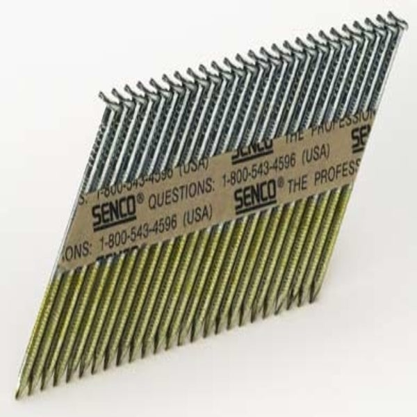 Senco 90mm Stainless Steel Ring Shank Framing Nails
