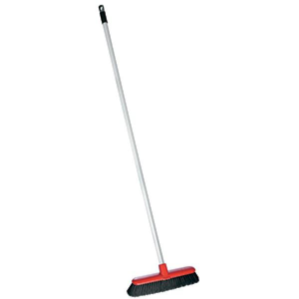 Raven Eco Broom Indoor Nylon C/W Handle 300mm