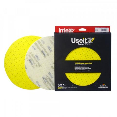Drywall Power Sanding Super Pads 225mm 24 Grit (pack 5)
