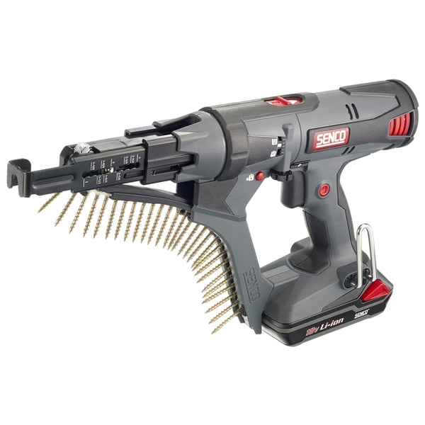 Senco  25-75mm Duraspin Cordless Screw Gun