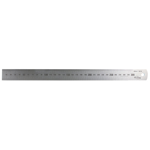 Sterling 1500mm Metric Imperial SS Rule