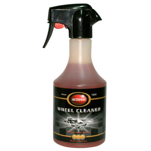Autosol Wheel Cleaner Extra Strong 500ml Spray Bottle