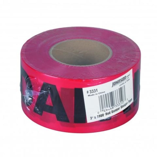 Johnson Danger Barricade Tape 100m