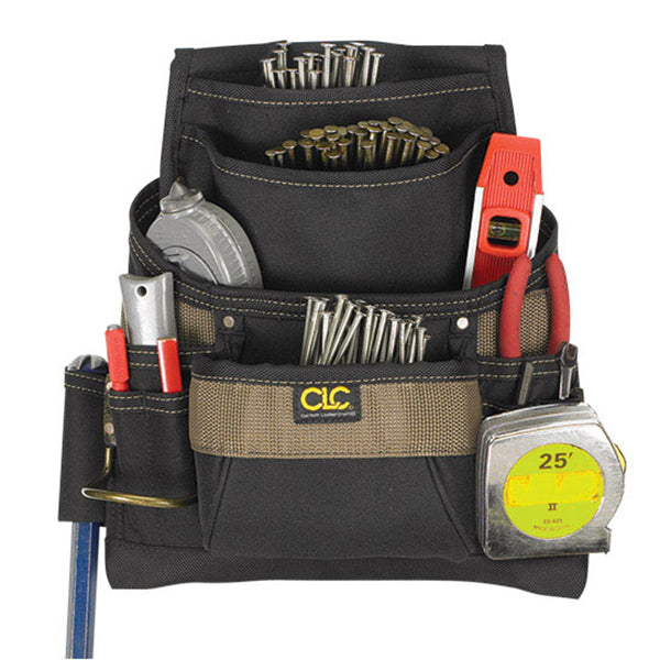 Kuny's 11 Pocket Nail & Tool Bag