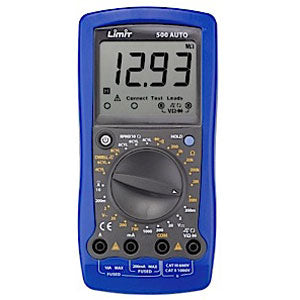 Limit Multimeter 500 Auto (Cat Iii 600V)