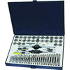PROequip Tap & Die Set 60Pc Unc/Unf/Mf/Mc