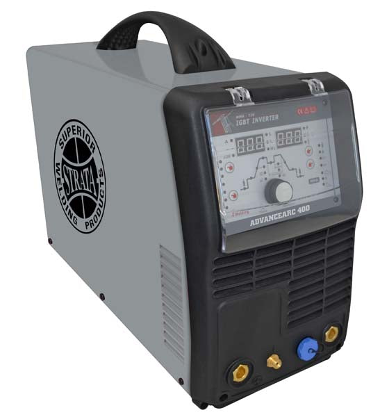 Strata 400A DC Inverter MMA Cel/Lift TIG Inverter Welder