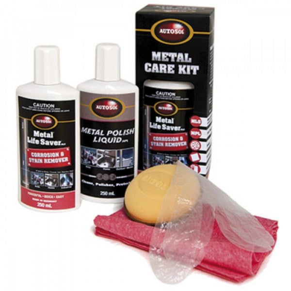 Autosol Metal Care Kit 250ml