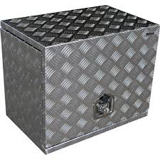 Proequip Aluminium Generator Carry Box