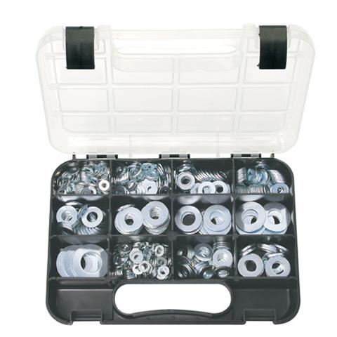 GJ Grab Kit 740Pc Flat Washers Metric & Imperial