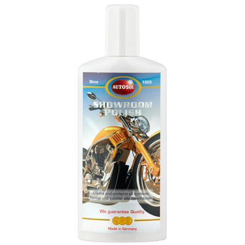 Bike Showroom Polish 250ml Bottle