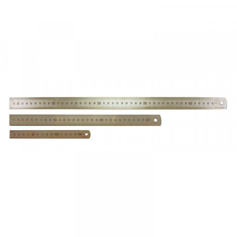 Sterling 450mm Metric Imperial SS Rule Single Product Only