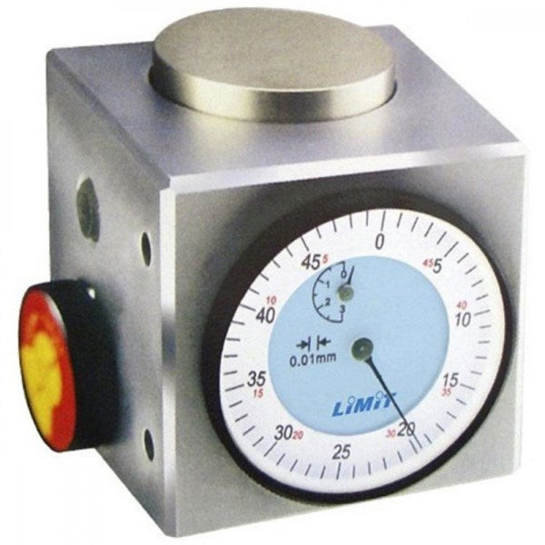 Limit Adjustment Cube Gauge 3.0mm x 0.01mm