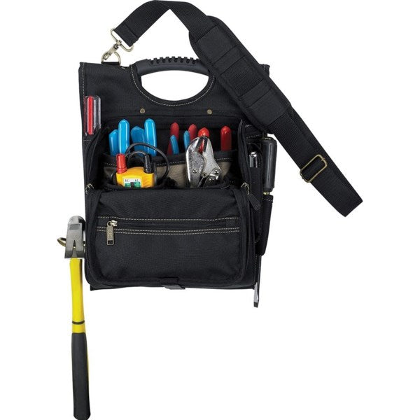 Kuny's 8 Pocket Pro Electricians Tool Pouch Zip Top