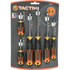 Tactix Screwdriver 6Pc Set Slot