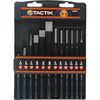 Tactix 12Pc Chisel & Punch Set
