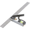Tactix Ruler Combination 300mm