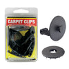 Champion CARPET CLIPSSET OF 2 (BLACK)