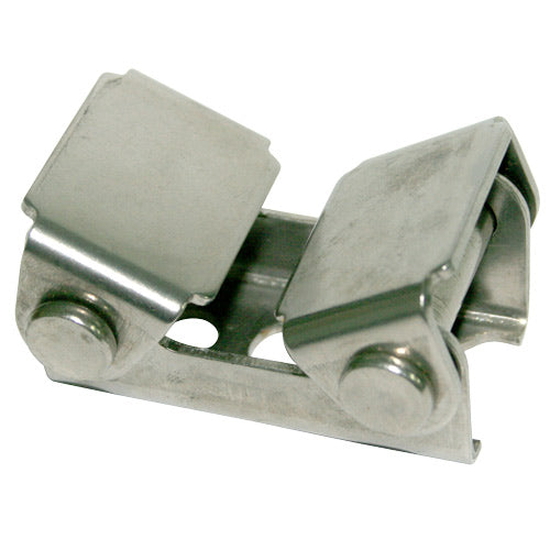 Strong Hand XFVS V Pad for UE UF & UG series F Clamp Stainless Steel