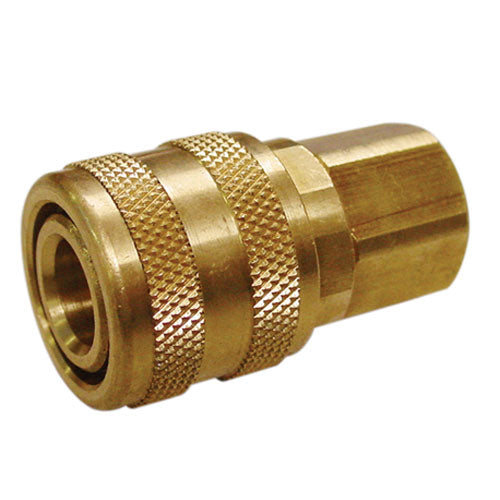 Strong Hand A2510 Female Coupler Brass 1/4_ BSP