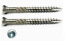 Fixtite 10G x 65MM 304SS OVAL HEAD DECKING SCREWS - 500 BOX
