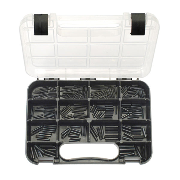 GJ GRAB KIT 290PC METRIC ROLL PINS