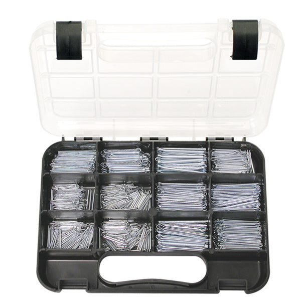 GJ GRAB KIT 795PC SPLIT (COTTER) PIN ASSORTMENT