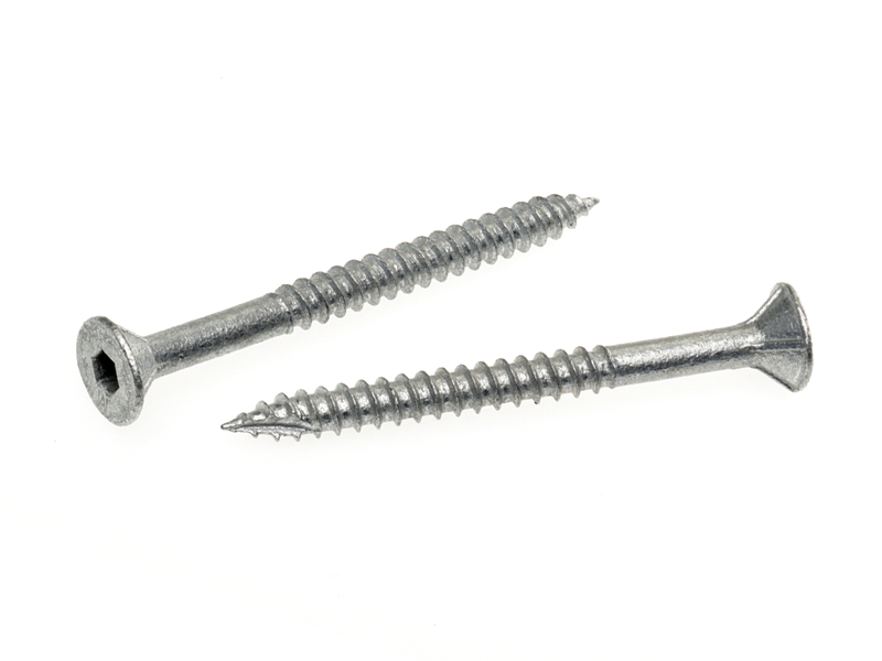 FIXTITE BUGLE BATTEN SCREWS T17 14G X 100MM GALVANISED (1000 BOX)