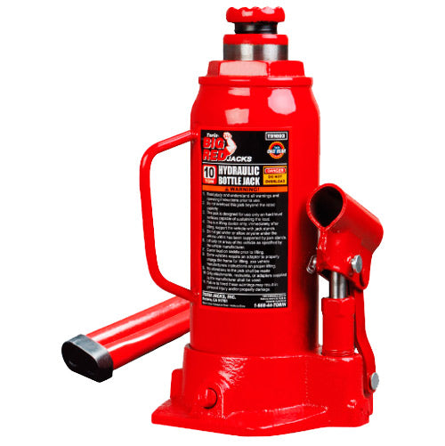 Big Red Bottle Jack 4 Ton