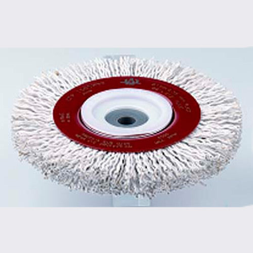 Jaz CTP1505W99 Wire Wheel Wide Face Crimped 150mm x 20mm 5/Row ? Multi Fit Bore ? Laminated Wire