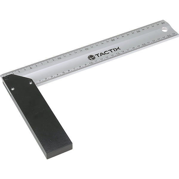 Tactix Ruler Corner 300 x 165mm