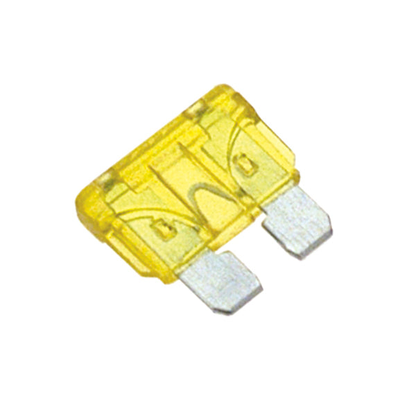 Champion AF 20AMP STANDARD BLADE FUSE (YELLOW)25PK