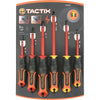 Tactix Screwdriver Insulated 6Pc Set
