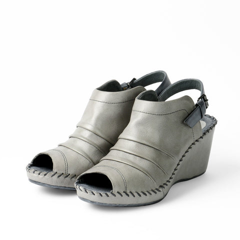 Baracoa Glove Wedge Sandals (Vapor)
