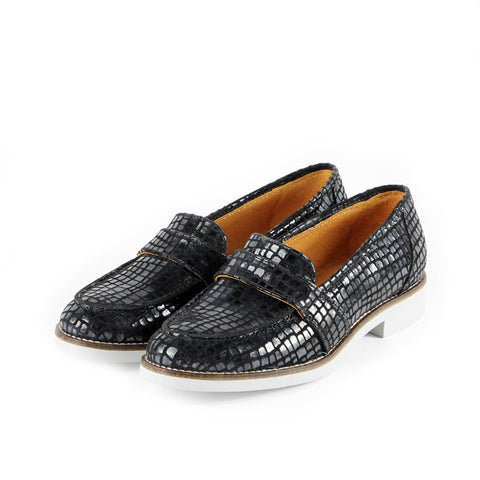 Asti Loafers (Black)