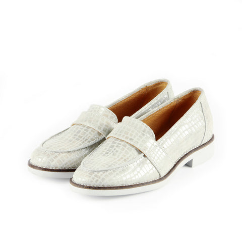 Asti Loafers (Pearl)