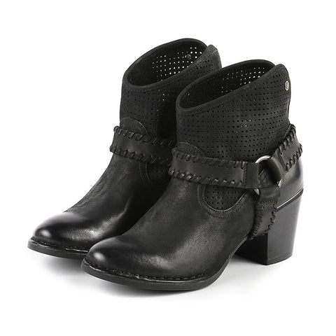 Woodville Ankle Boots (Black)