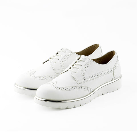 Liverpool Platform Oxford (White)