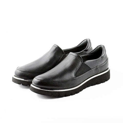 PRE-ORDER: Liverpool Slip-On Shoes (Black)