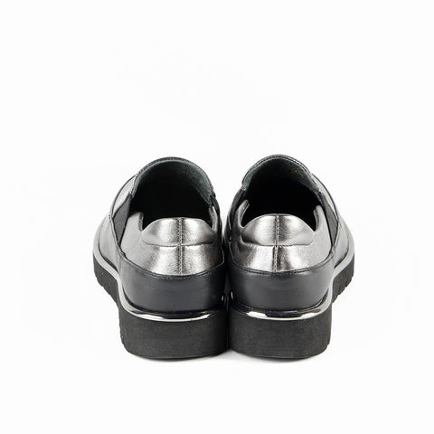 Liverpool Slip-On Shoes (Brandy)
