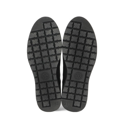 Liverpool Slip-On Shoes (Black)