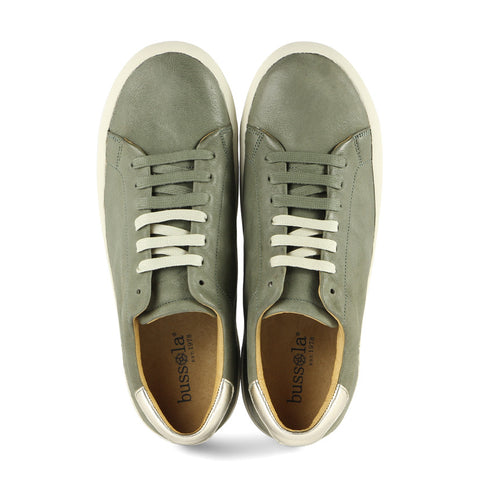 Cardiff Lace-Up Sneakers (Brandy)