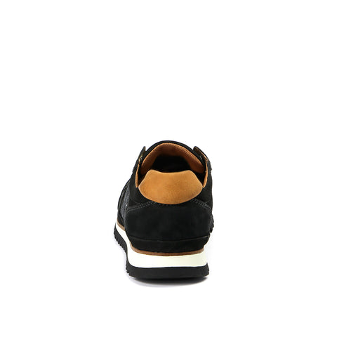Atene Retro Sneakers (Black)