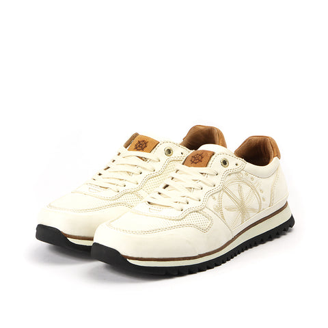 Atene Retro Sneakers (Eco White)