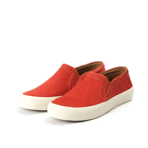 Final: Cardiff Slip-On Sneakers (Lipstick)