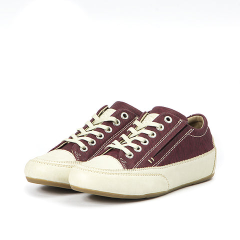 Novara Sneakers (Cranberry)