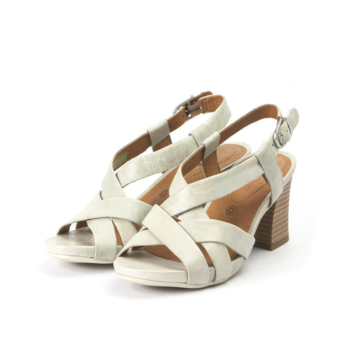 Martinique Cross Straps Sandals (Paper)