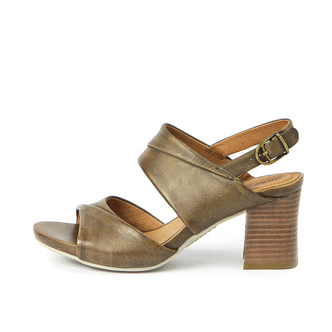 Final: Martinique Slingback Sandals (Taupe)